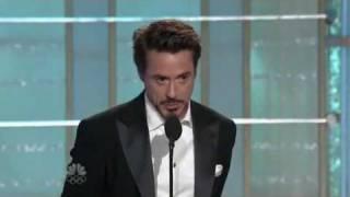 Robert Downey Jr.-Golden Globe Awards-best actor