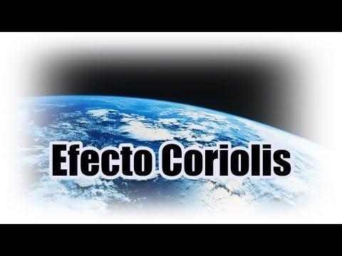Efecto Coriolis - Cortos Educacionales