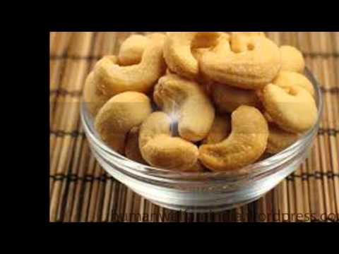 Health Benefits of Cashewnuts