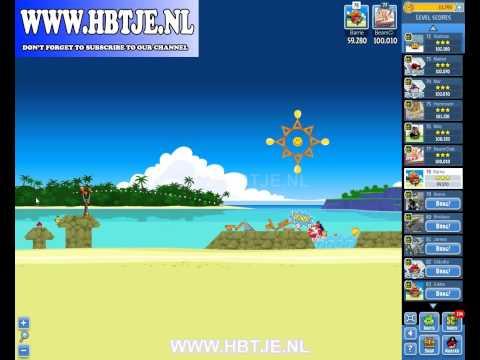 Angry Birds Friends Tournament Week 62 Level 2 high score 100k (tournament 2)