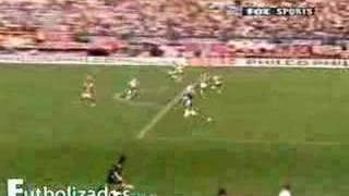River Plate 5 Velez Sarsfield 0. Apertura Argentino 2007