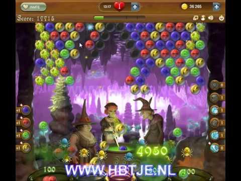 Bubble Witch Saga level 51