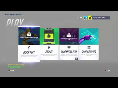LIVE Overwatch Gameplay with Cj and Silentkil