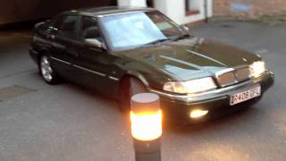 My Rover 800 Sterling