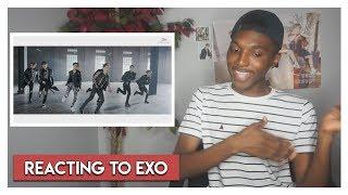 EXO- CALL ME BABY MV (REACTION) | Jayden Alexander