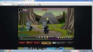 ==AQW==Como consiguir decorem sword e protector armor!!!!