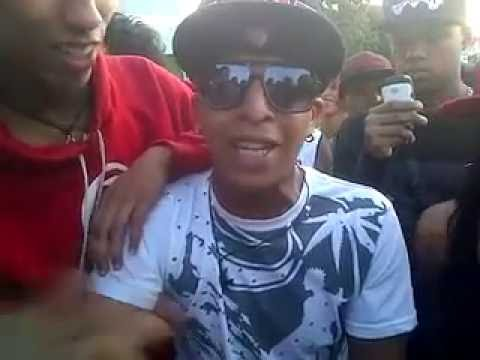 Freestyle Plaza Andres Bello- Point, Jota, Vc, Mestiza, Kruger & Kingson .avi