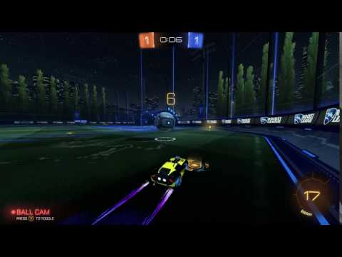 That sums up my Rocket League skills