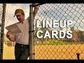 Lineup Cards with Kent Murphy