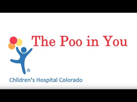 The Poo In You Constipation And Encopresis Educational