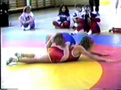 Womens Freestyle Wrestling from Sweden Second Edition