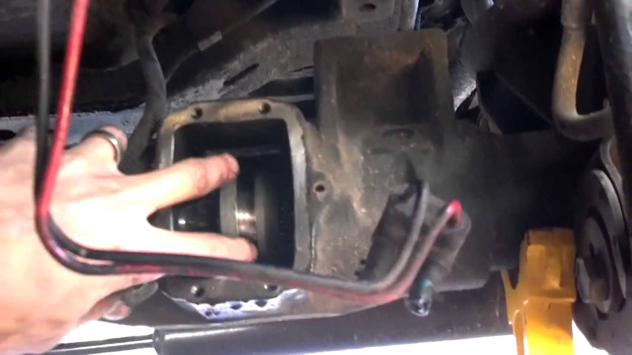 98 Dodge Ram 2500 Dana 60 4x4 Troubleshooting Youtube