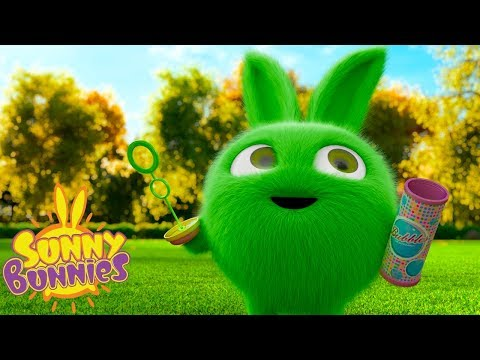 Cartoons for Children | SUNNY BUNNIES - BUBBLES | Funny Cartoons For Children