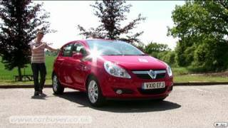 Vauxhall Corsa hatchback 2006-2012 review - CarBuyer