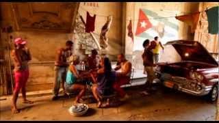 Salsa House En Cuba – Gozando En El Solar