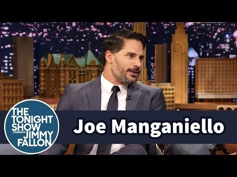 Joe Manganiello Reveals a Major True Blood Spoiler