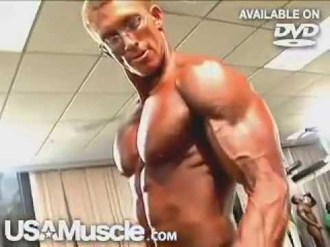 USAMuscle: 2007 USA Bodybuilding Pump Room 1