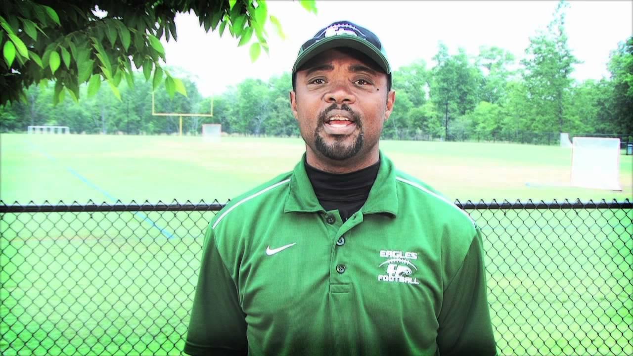 Collins Hill 8th Grade Football Coach Derek Introduction