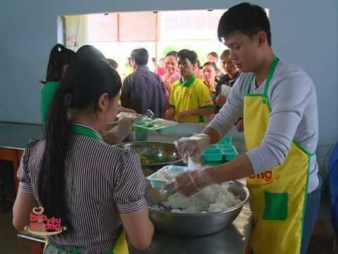 Tập 11 - Bếp Yêu Thương 2013 - Bếp ăn từ thiện Bệnh viện đa khoa Đăk Nông