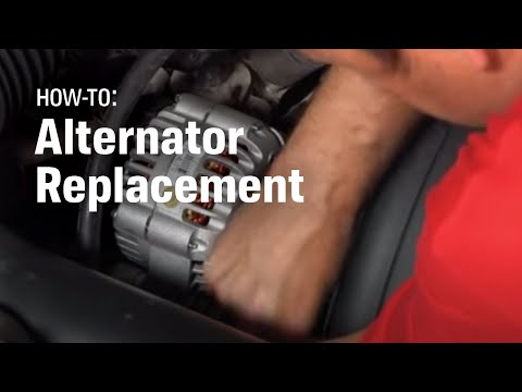How To Replace Your Alternator