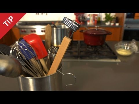 Why You Need a Hanger in the Kitchen - CHOW Tip