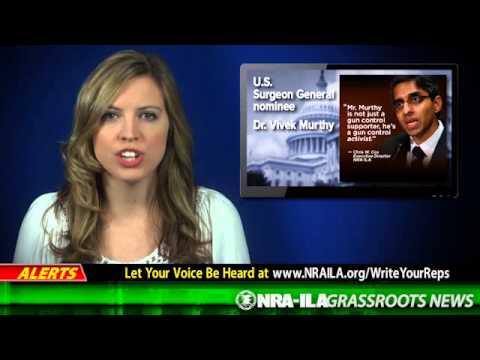 NRA-ILA Grassroots News Minute 03/14/2013