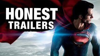 Honest Trailers - Man of Steel