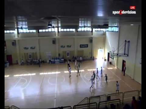 Aurora Desio vs Montepaschi Siena (Finali nazionali under 15 2014, giornata 1) - 2° quarto