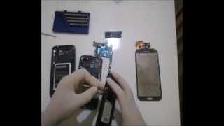 Trocar Tela Touch Samsung Galaxy Note 2 (Vidro, Touch E