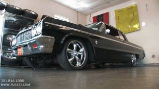 1964 Impala SS 409 FOR SALE Flemings Ultimate Garage