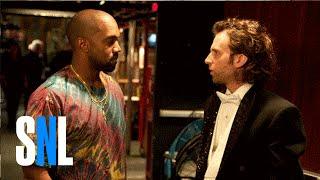 Kyle Mooney Challenges Kanye West to a Rap Battle