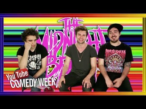 The Midnight Beast's Top 10 Musical Remix Moments | Comedy Week