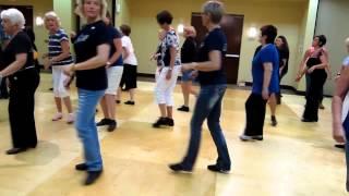 Pontoon Line Dance (Gail Smith)