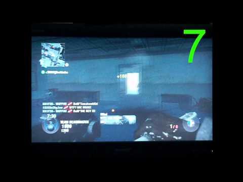 Ballistics Knife Black Ops Wii Wii Black Ops Ballistic