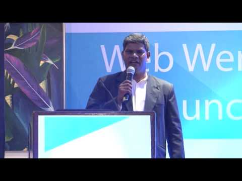 Web Werks Data Centers Launch in India