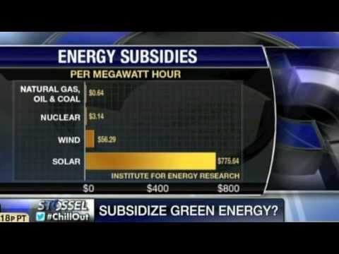 John Stossel - Green Energy Giveaways