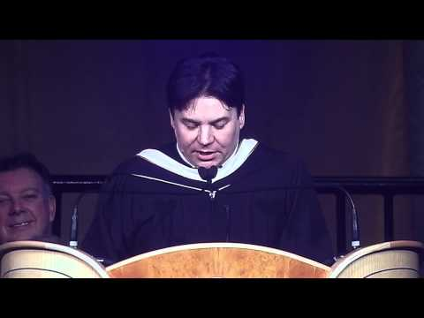 Mike Myers commencement speech Humber College June 17, 2014