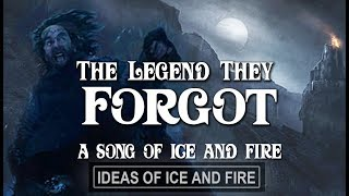 The Secret of The Stark Bloodline | The Legend They Forgot | A Song of Ice and Fire
