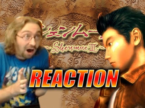 MAX REACTS: Shenmue 3 Announcement