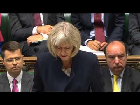 British Government Announces Child Abuse Inquiry