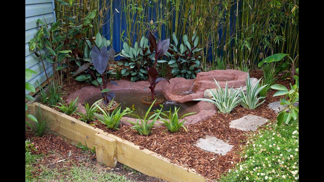 for Garden pond installers