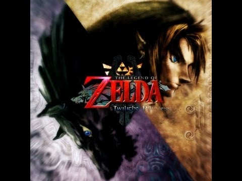 Zelda Twilight Princess Dolphin Gameplay com Wolf Link