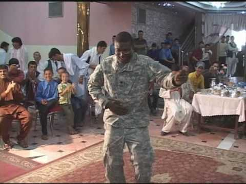 U.S. Servicemembers Attend Afghan Wedding