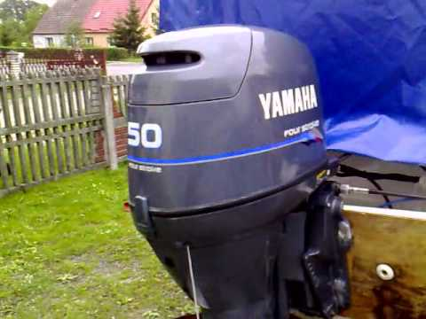 Yamaha f50 hp outboard motor 1999r four stroke 4 suw for Yamaha 50 hp 4 stroke parts