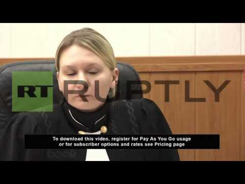 Russia: Smiling Dimitrichenko denies ordering Bolshoi Theatre acid attack
