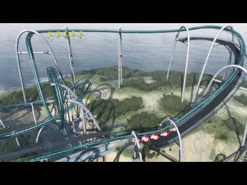 Freefall - Roller Coaster
