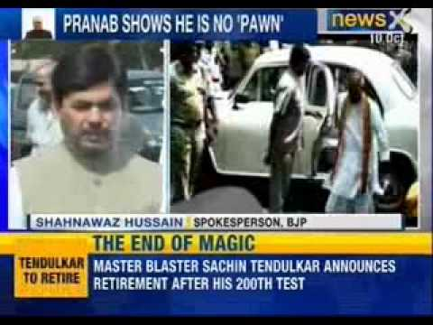 NewsX: President Pranab Mukherjee cuts short Bihar visit by a day