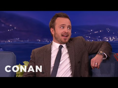 Aaron Paul's Super Bowl Bummer