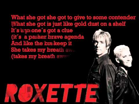 Roxette – She's Got Nothing On (But The Radio) Lyrics ...