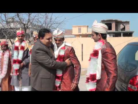 Sialkot joint marriage ceremony: part 1